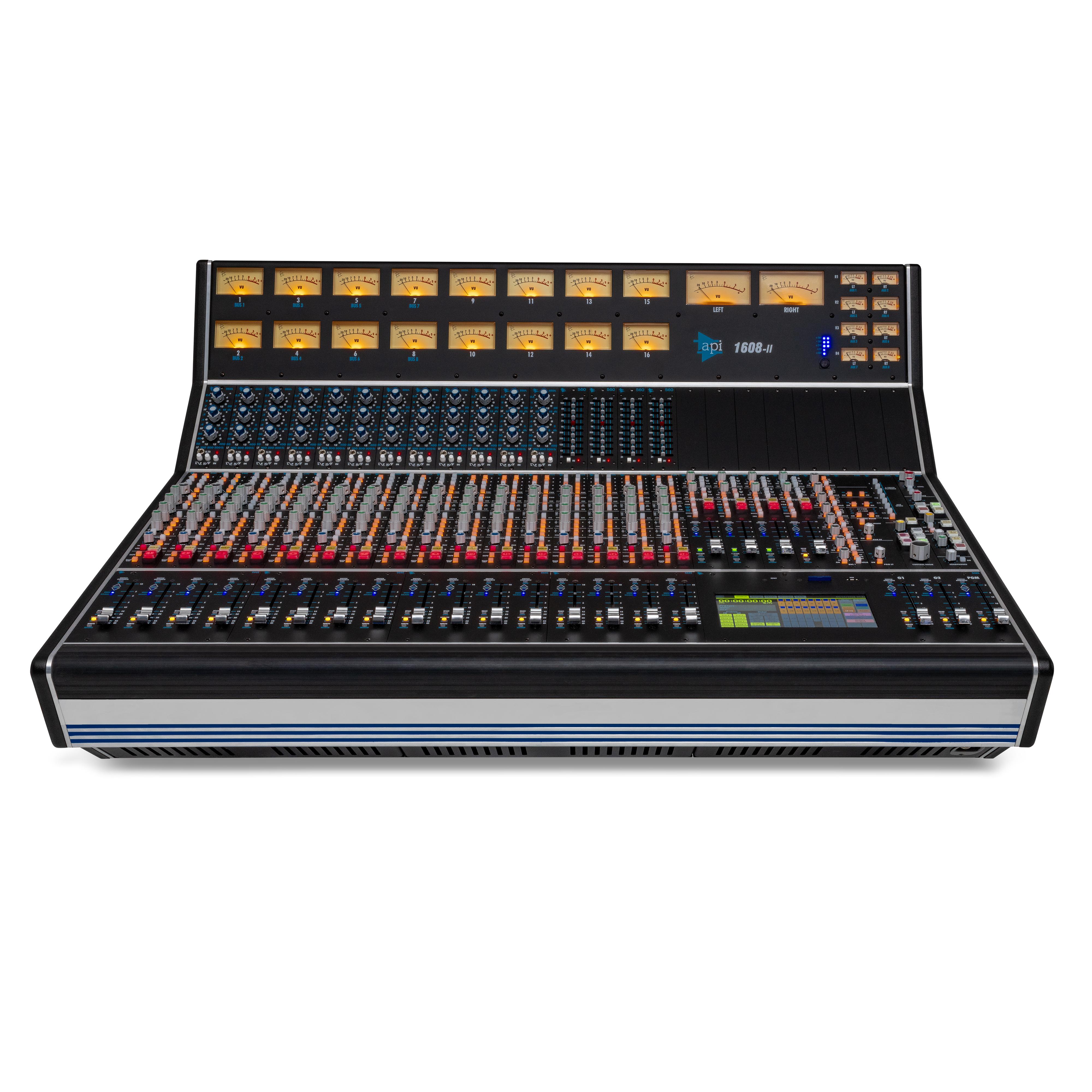 API 1608-II Recording & Mixing Console