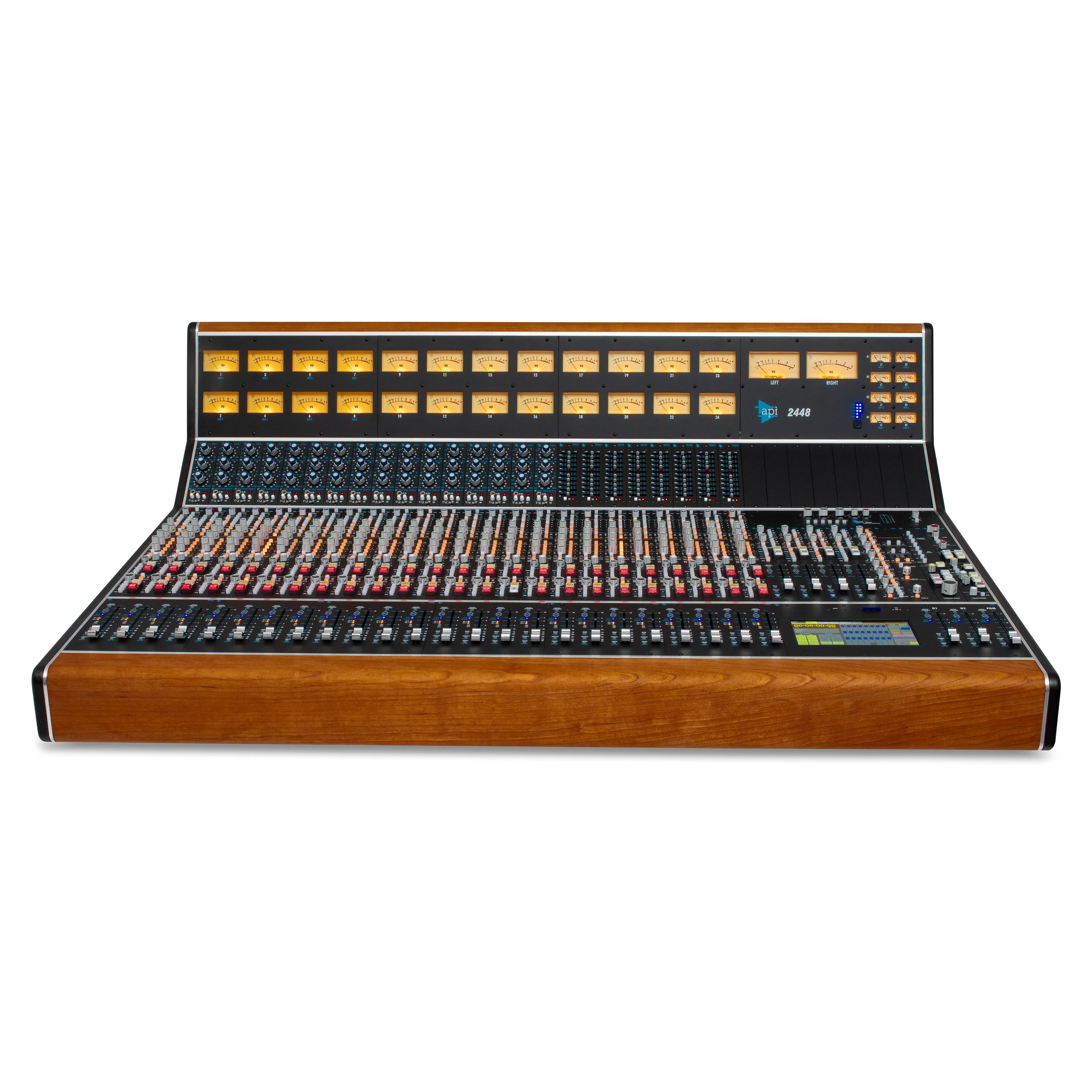 API 2448 Recording & Mixing Console
