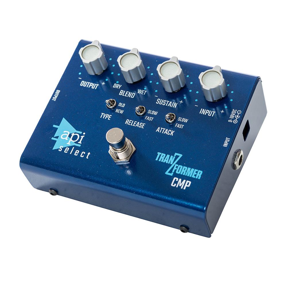 API Select TranZformer CMP Guitar Pedal