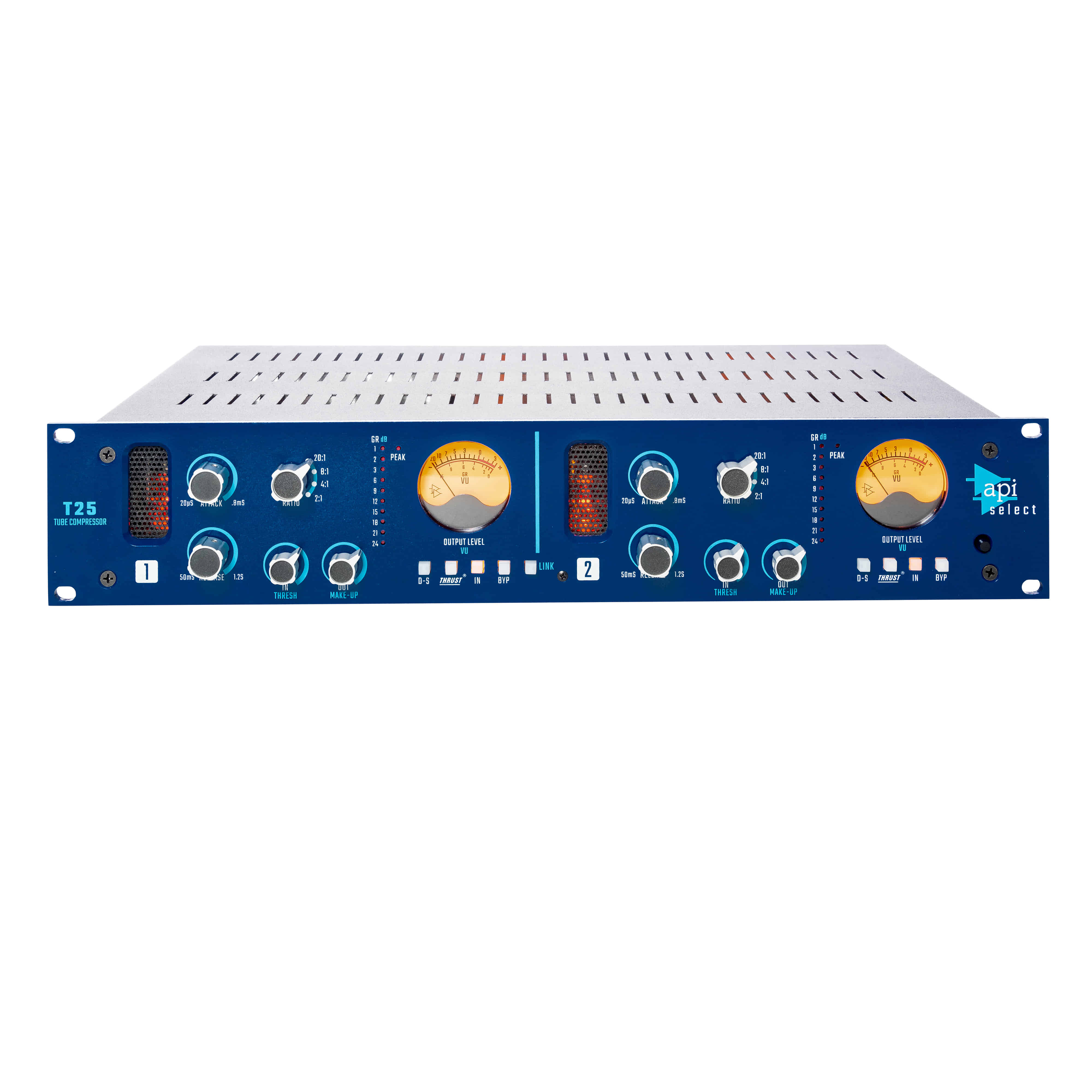 API Select T25 2-Channel Tube Compressor