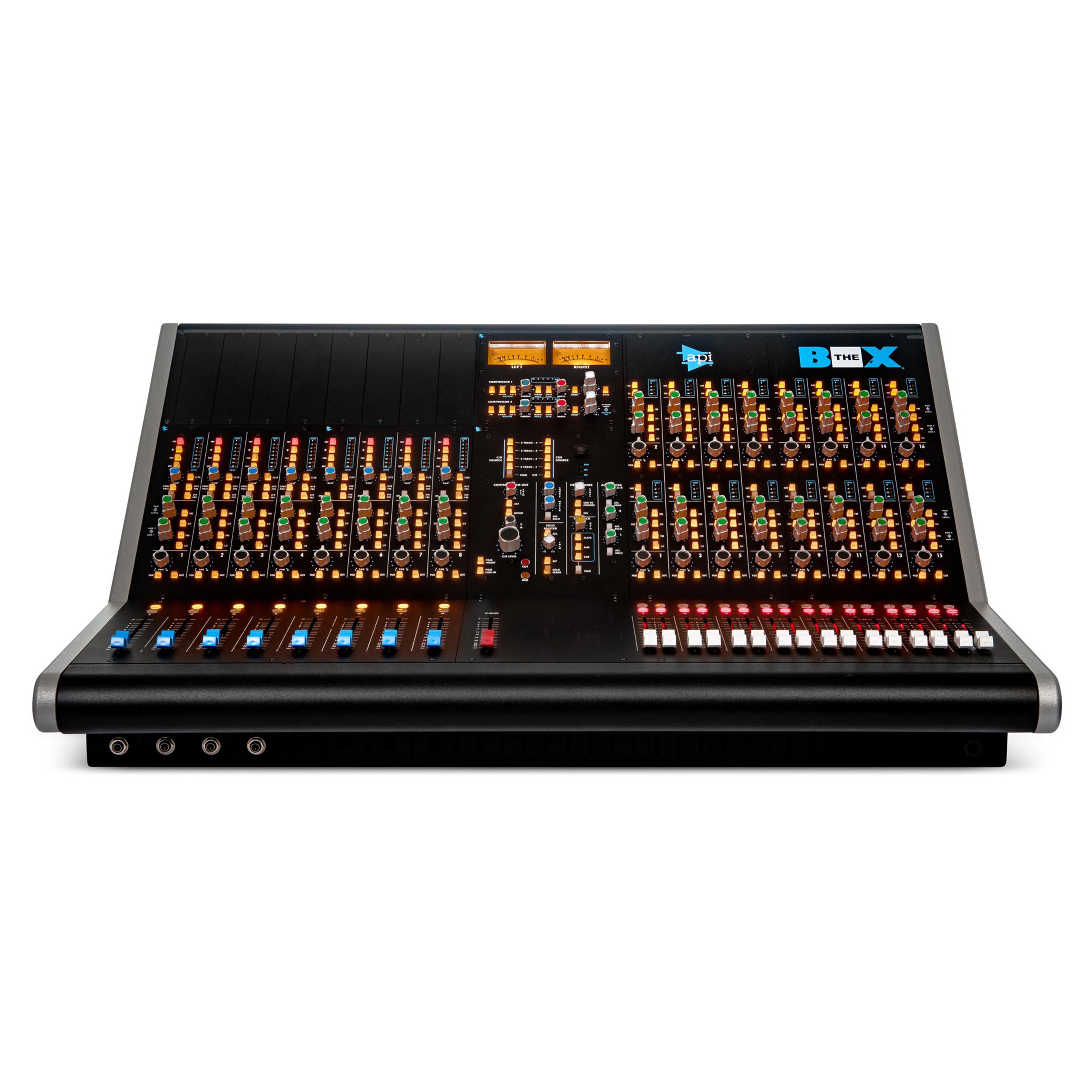 API The Box 2 Summing Mixer & Recording Console