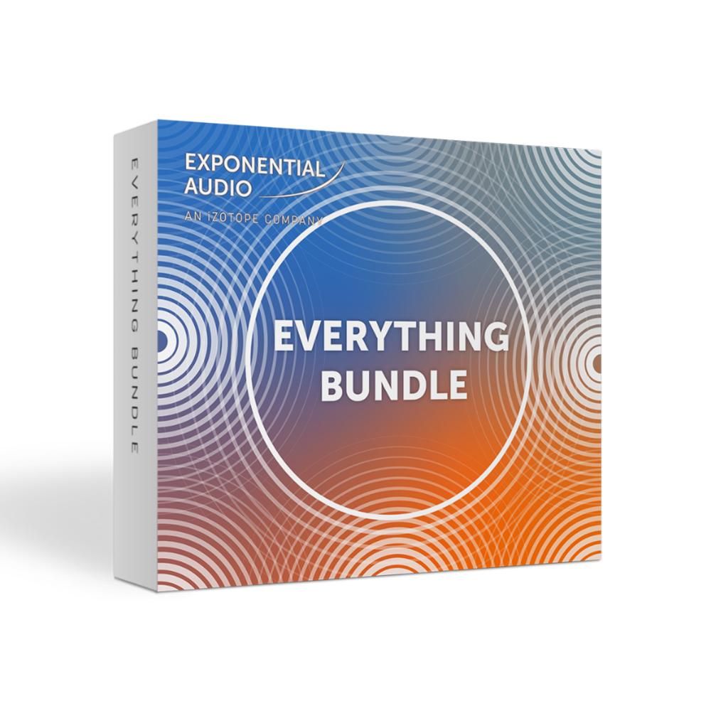 Exponential Audio Everything Bundle [한정 수량]