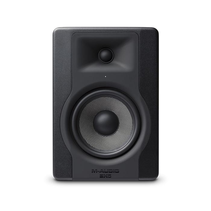 M-Audio BX5 D3 (1통) 5인치 Powered Studio Reference Monitor [스피커 구매 시, 케이블 증정]