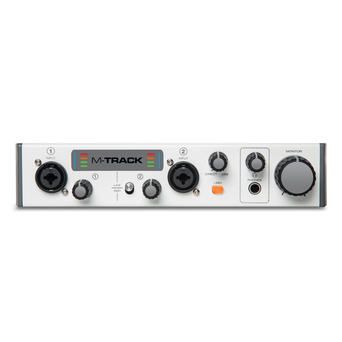 M-Audio M-Track II [벌크]