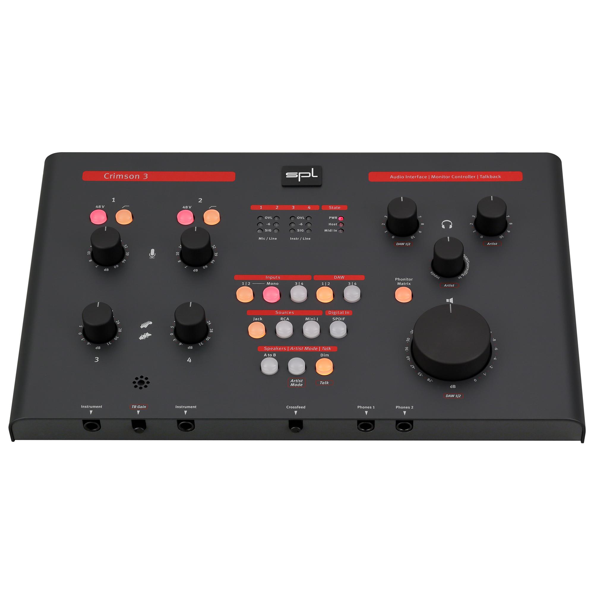 SPL Crimson 3 (black)