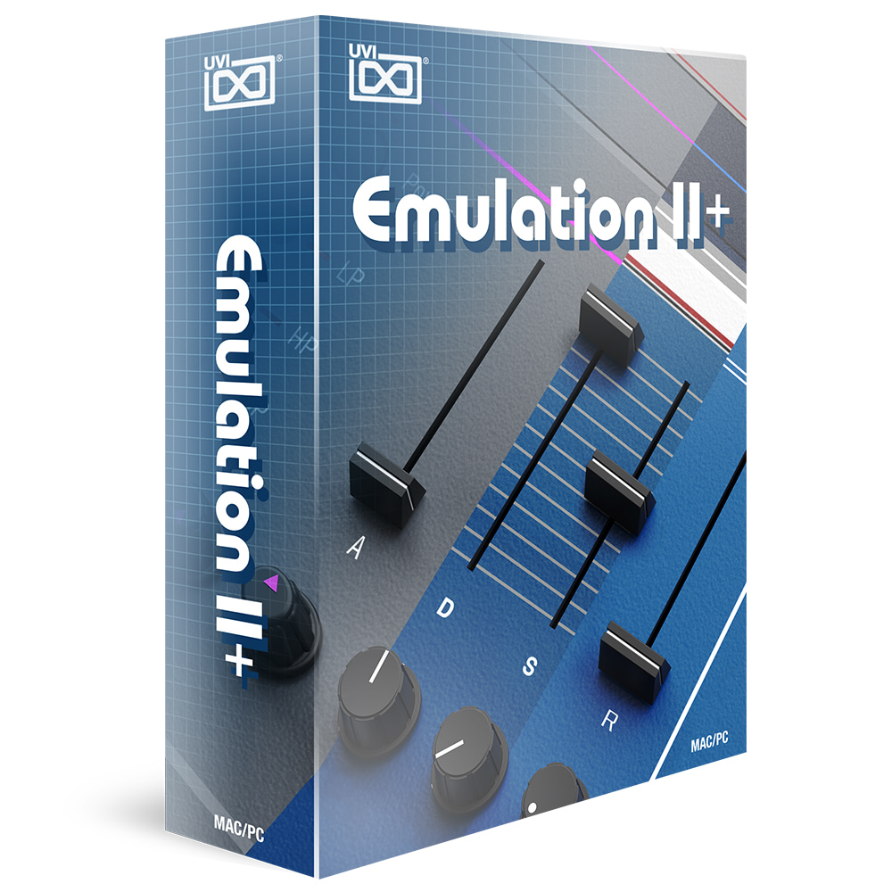 UVI Emulation II+
