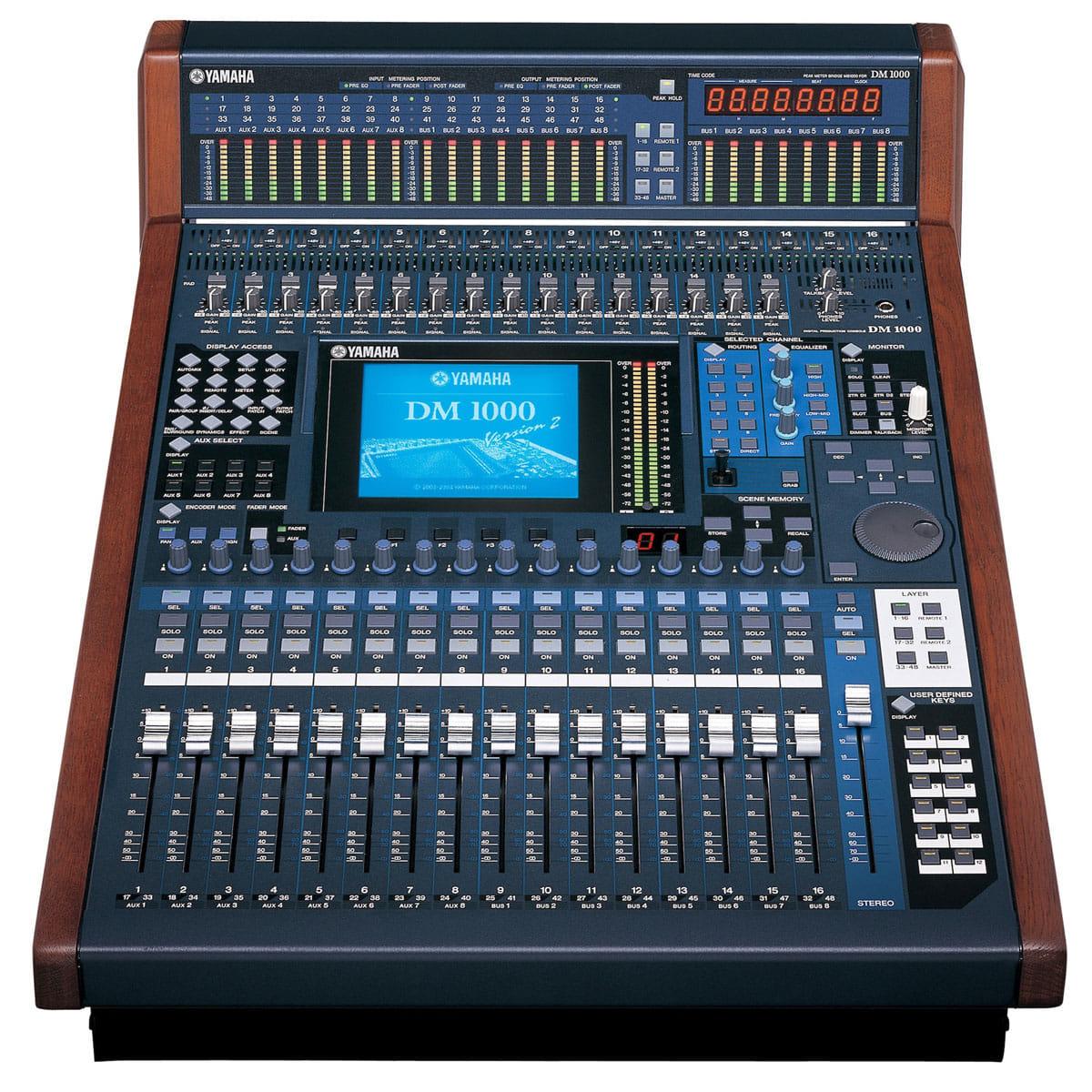 Yamaha DM1000VCM