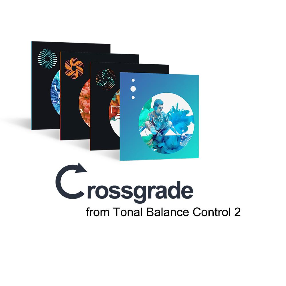 iZotope Tonal Balance Bundle Crossgrade from Tonal Balance Control 2